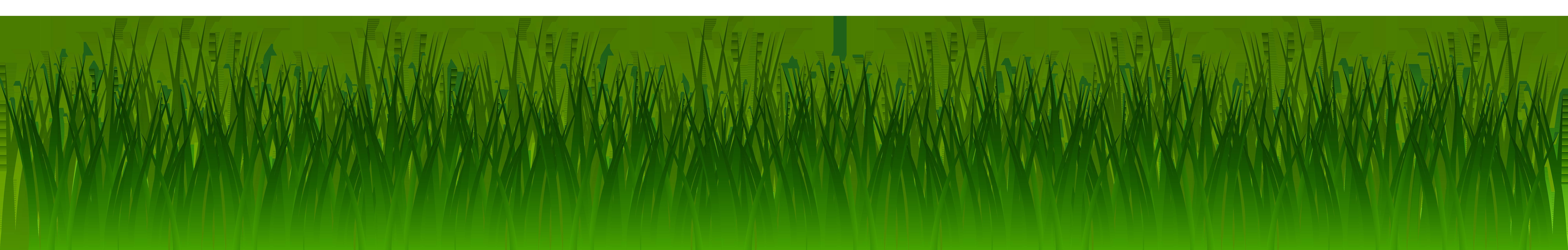 Dark Grass PNG Clip Art.