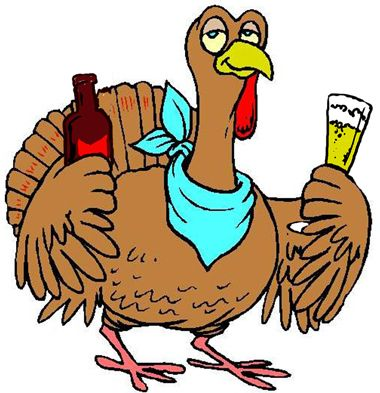 Funny Free Turkey Clip Art.