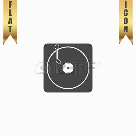 560 Record Deck Stock Vector Illustration And Royalty Free Record.