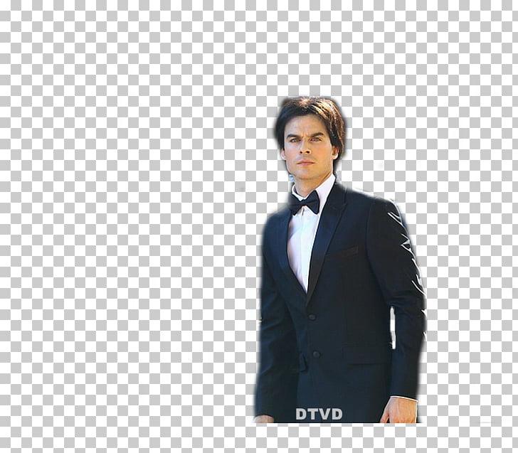 Business Tuxedo M., Damon salvatore PNG clipart.