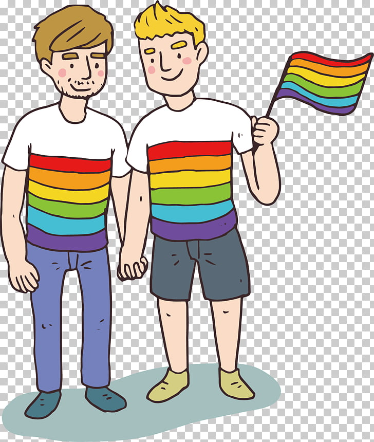 Euclidean , Two boys PNG clipart.