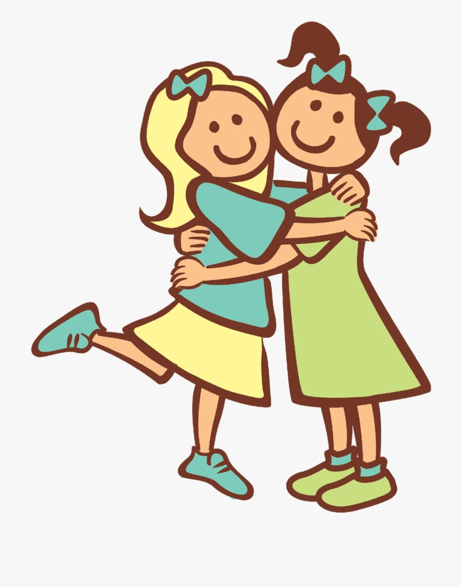 Fridge Clipart Hugging.