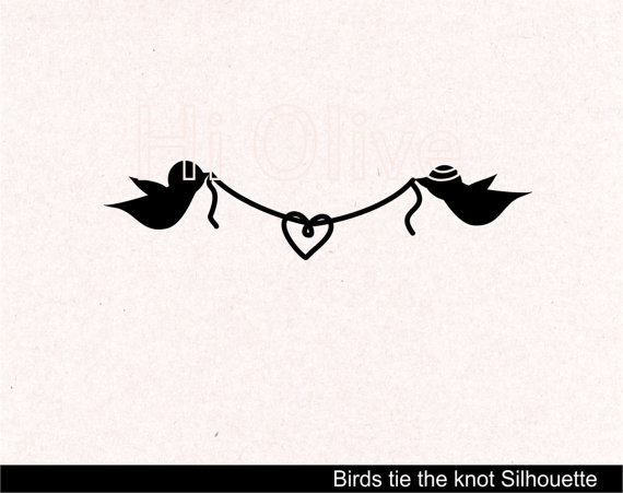 Clipart Tying The Knot.