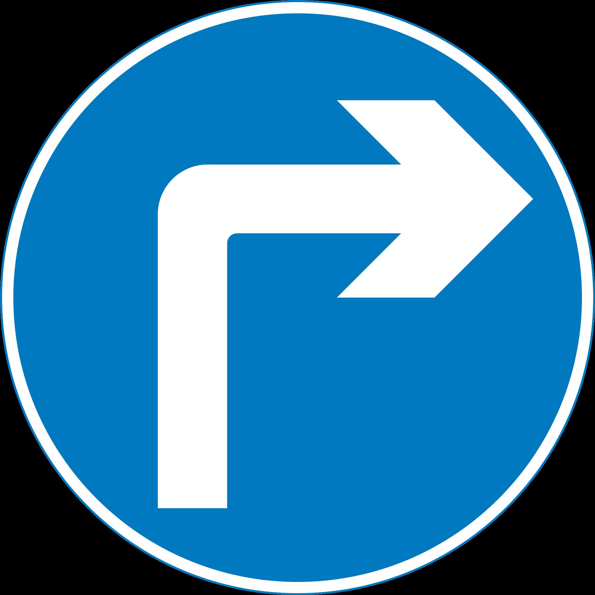 File:UK traffic sign 609A.svg.