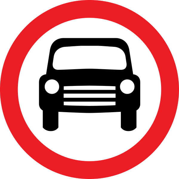 Clipart Road Signs Uk.
