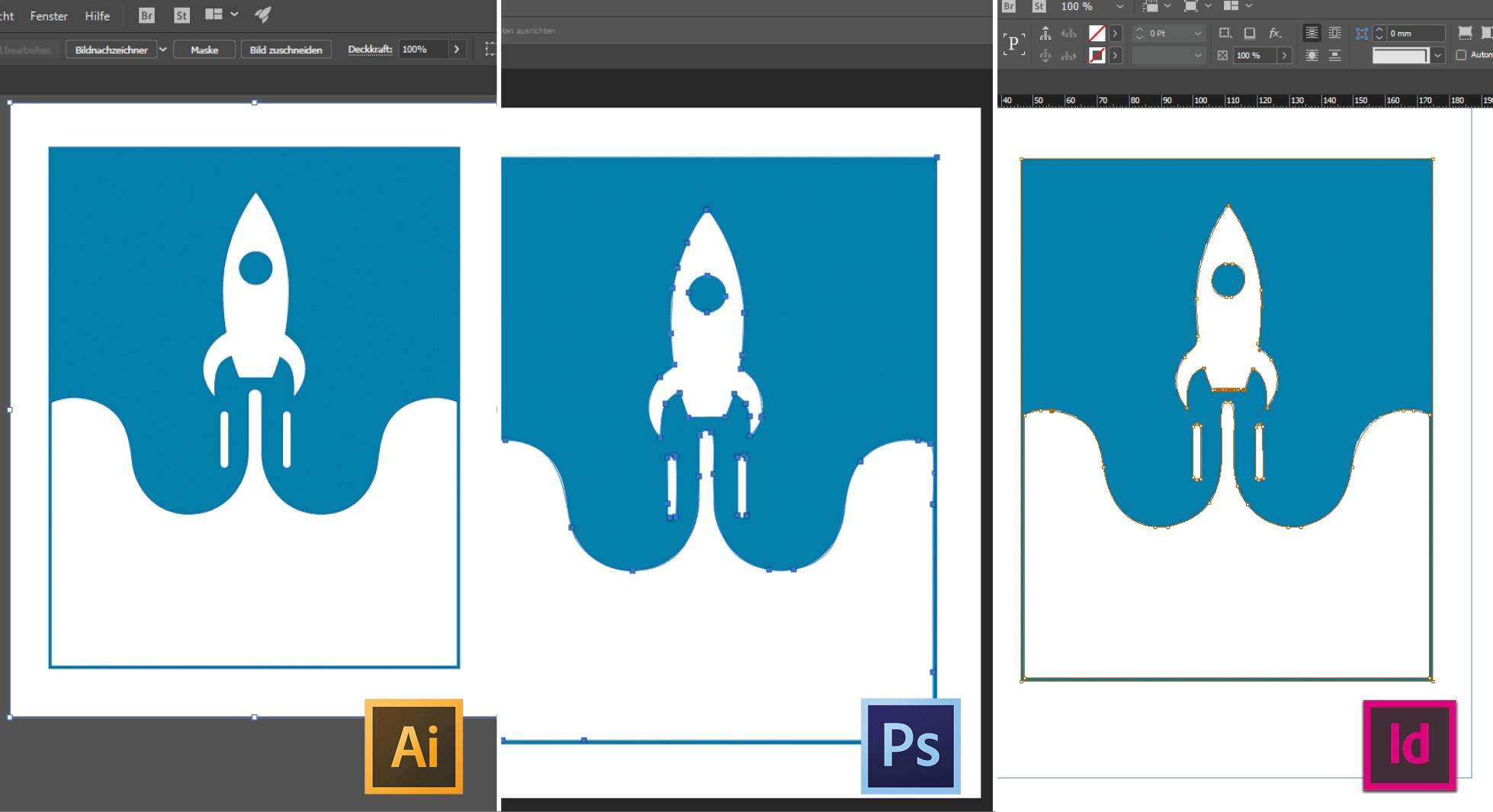 Tutorial: Pixelbilder In Vektorgrafiken #220947.