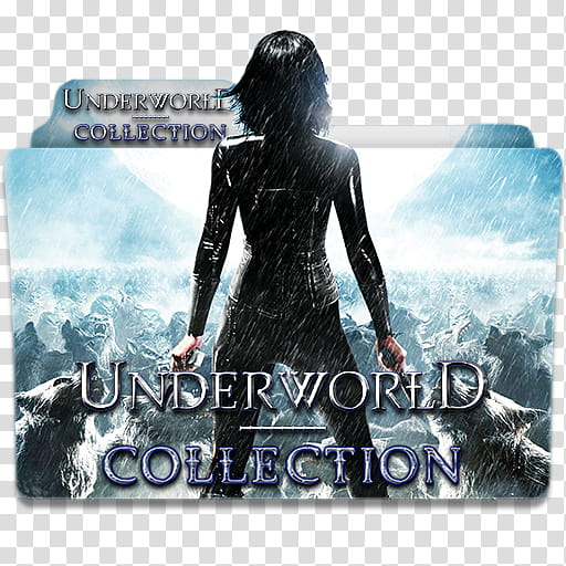 Underworld Collection Folder Icon , collection, Underworld.