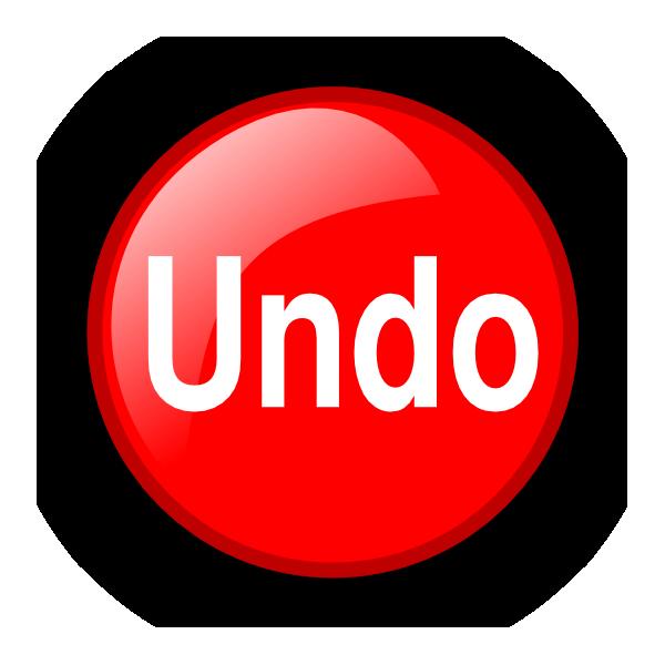 Undo PNG, SVG Clip art for Web.
