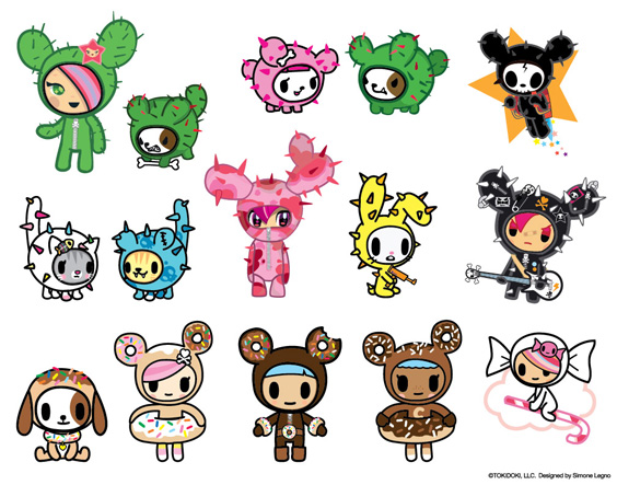 41 Best images about Tokidoki on Pinterest.