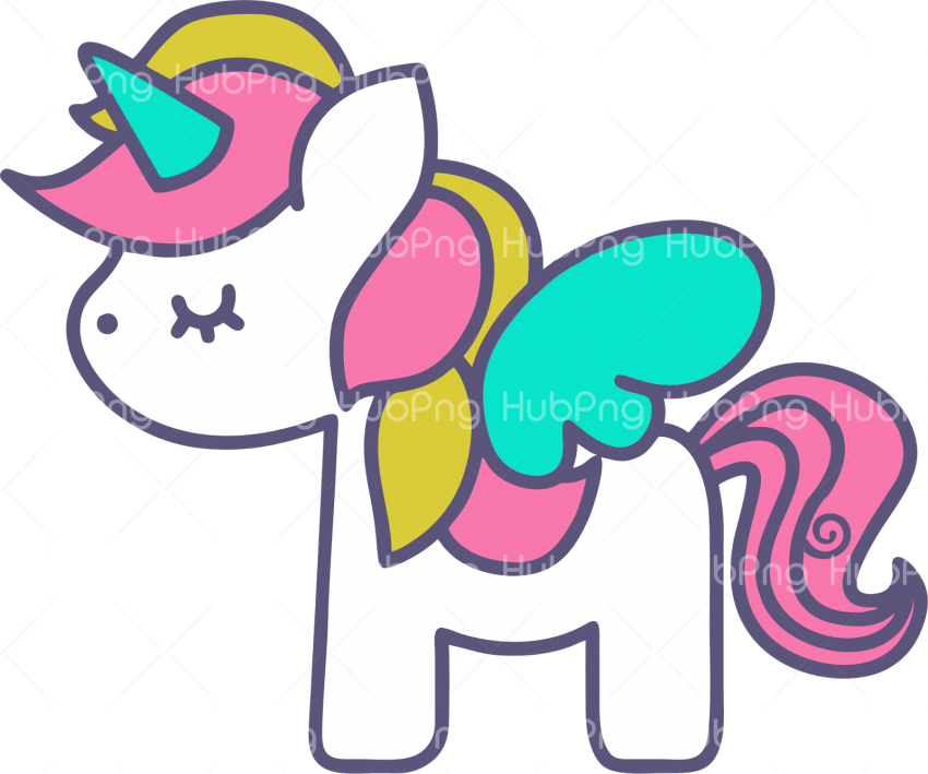unicornio clipart png Transparent Background Image for Free.