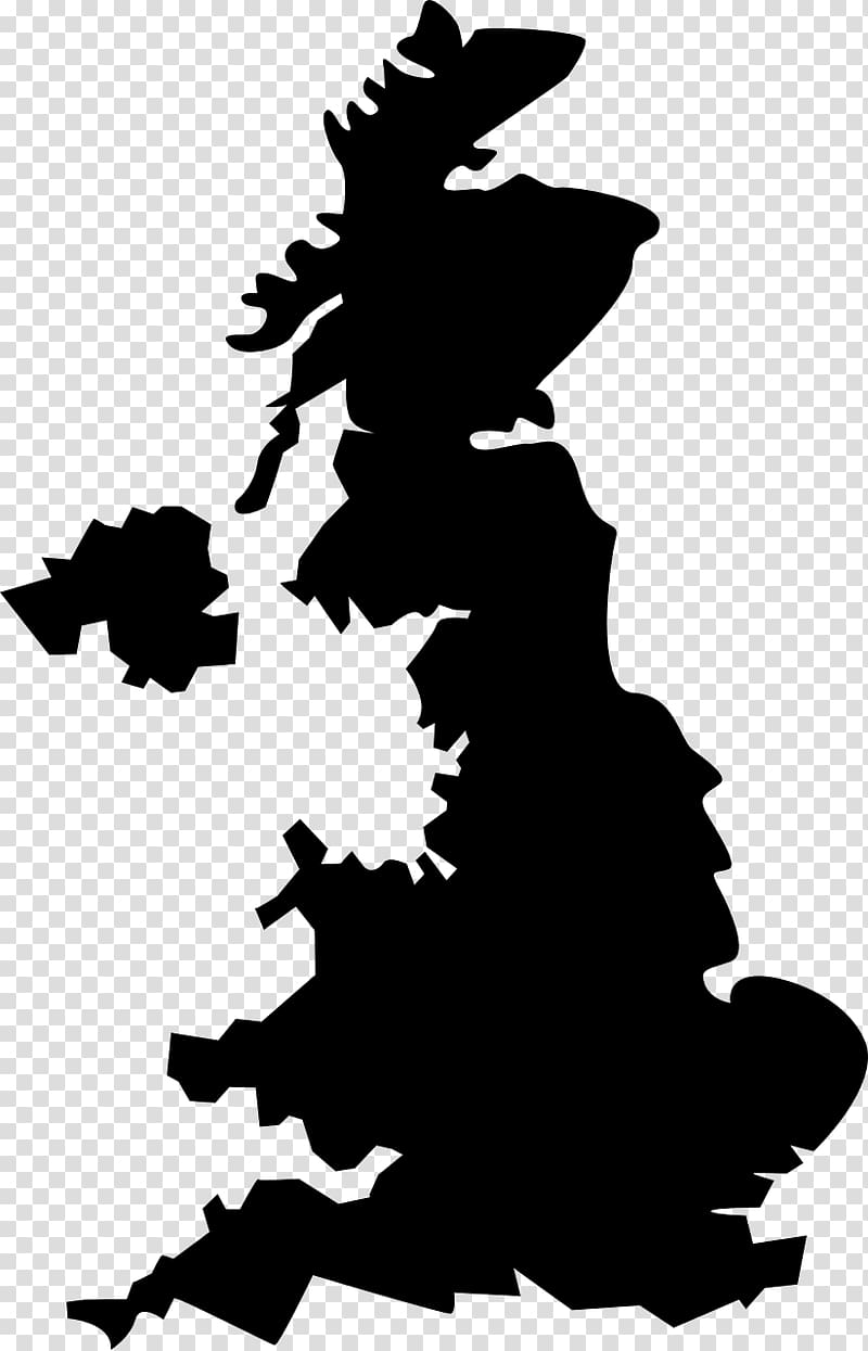 England Flag of the United Kingdom , uk map transparent background.