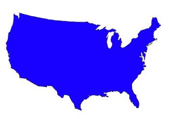 United states clipart pretty, United states pretty.