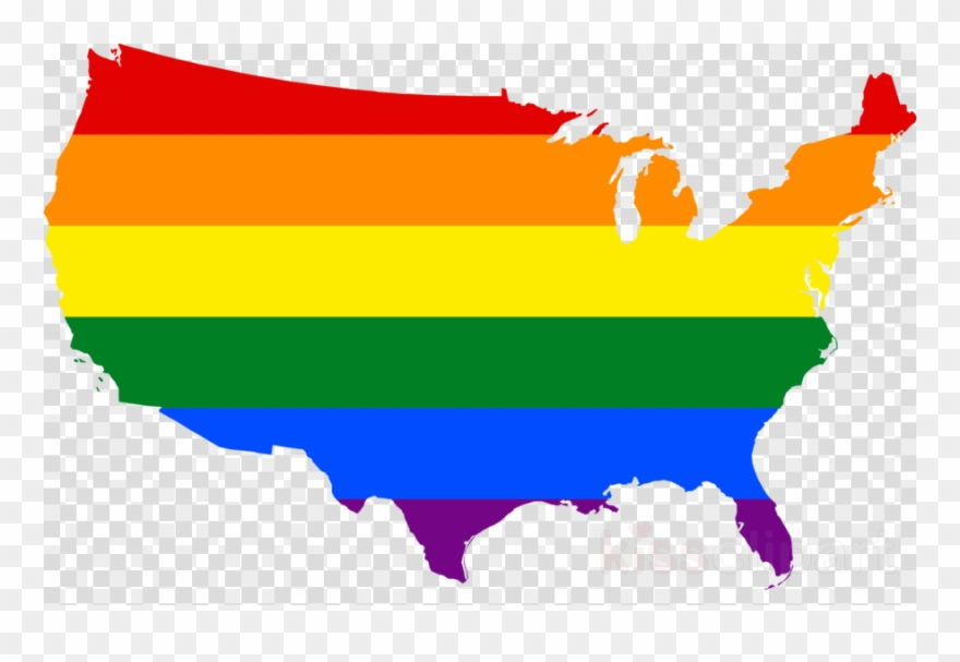 Lgbt United States Clipart United States Of America.