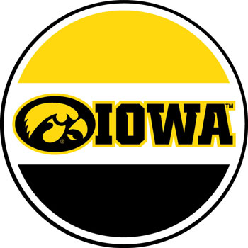Showing post & media for Iowa university symbol.