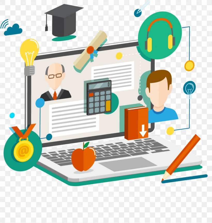Educational Technology School Learning Clip Art, PNG.