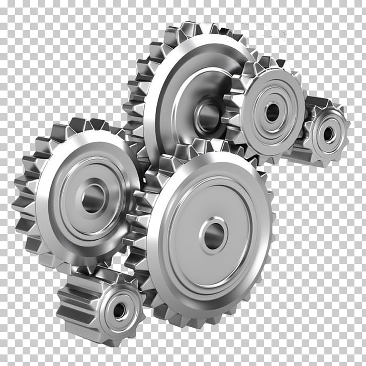 Mechanical Engineering Gear Mechanical system, industry.