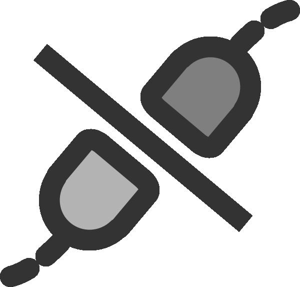 Disconnect Clip Art at Clker.com.