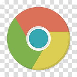 Numix Circle For Windows, google chrome unstable icon.