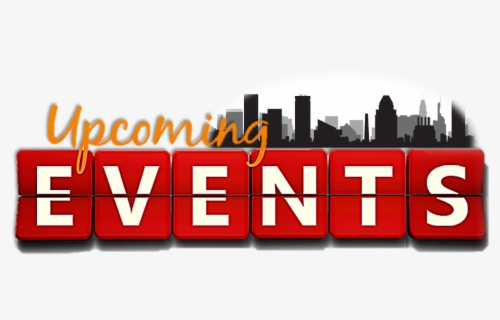 Free Upcoming Events Clip Art with No Background.