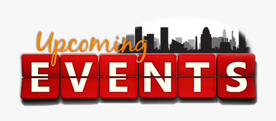 Upcoming Events Image Free Clipart , Png Download.
