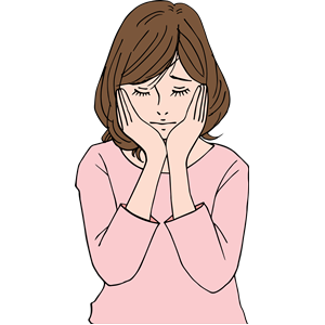 Upset Woman clipart, cliparts of Upset Woman free download.