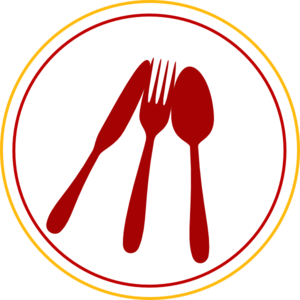 Food Utensils Icon Clip Art at Clker.com.