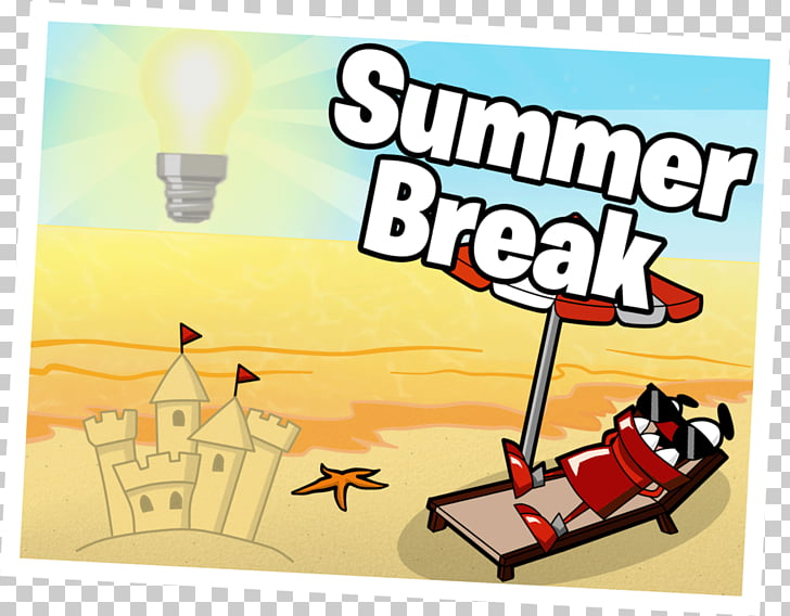 Cartoons Summer vacation, summer vacation PNG clipart.