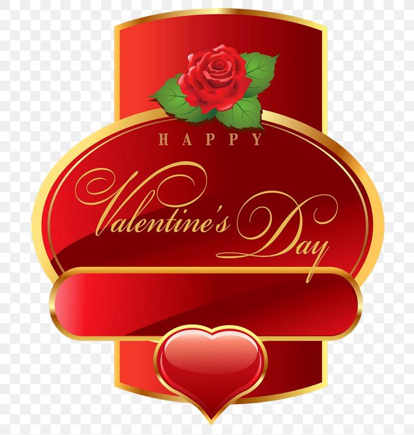 Valentine\'s Day Gift Clip Art, PNG, 735x861px, Valentine S.