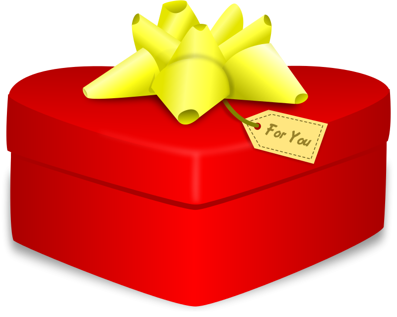 Free Gift Clipart.
