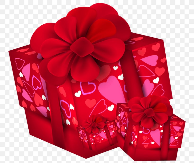 Valentine\'s Day Christmas Gift Clip Art, PNG, 785x689px.