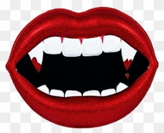 Free PNG Vampire Teeth Clip Art Download.