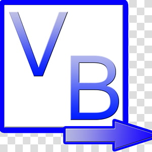 Visual Basic Net transparent background PNG cliparts free.