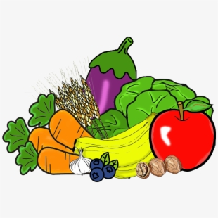 PNG Fruits And Vegetables Cliparts & Cartoons Free Download.