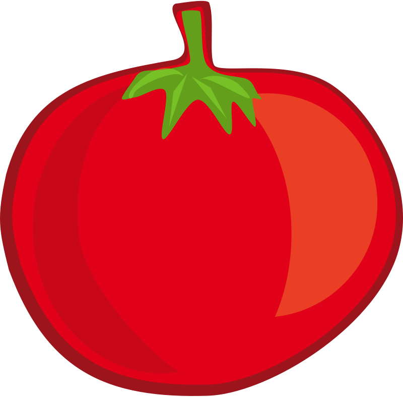 Free Clipart: Vegetables set.