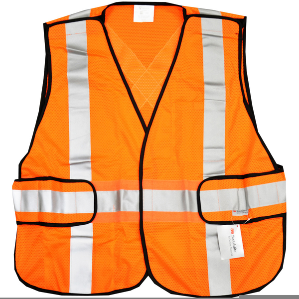 High Visibility Vest Clipart.