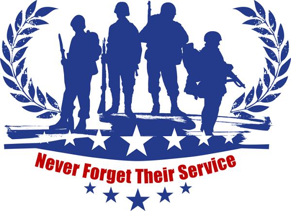 Veterans Day Cliparts, Happy Veterans Day Clip art 2019.