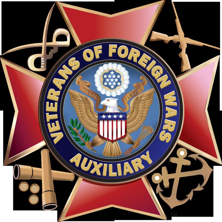 Clipart Vfw Ladies Auxiliary Emblem