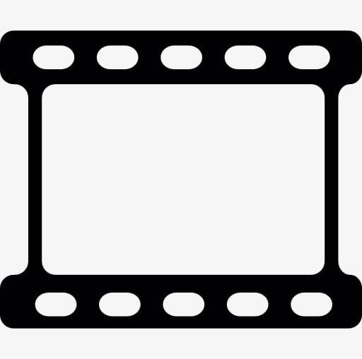 Video Clips PNG, Clipart, Black, Black And White, Bottom.