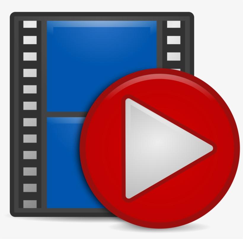 Clipart Video Big Image Png.