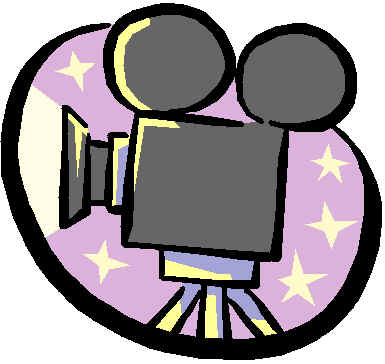 10244 Video free clipart.