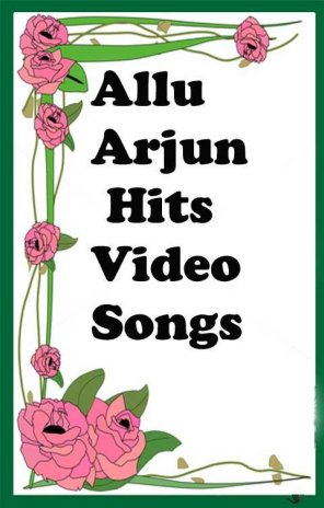 Allu Arjun Hits Video Songs 1.0 Download APK for Android.
