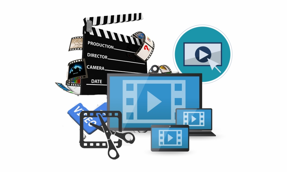 Video clipart video production, Video video production.