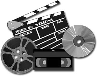 Videotape Clipart.