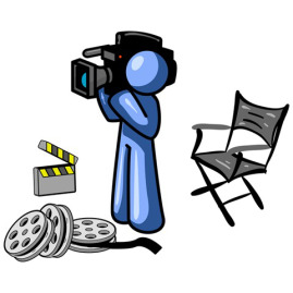 Free Videotaping Cliparts, Download Free Clip Art, Free Clip.