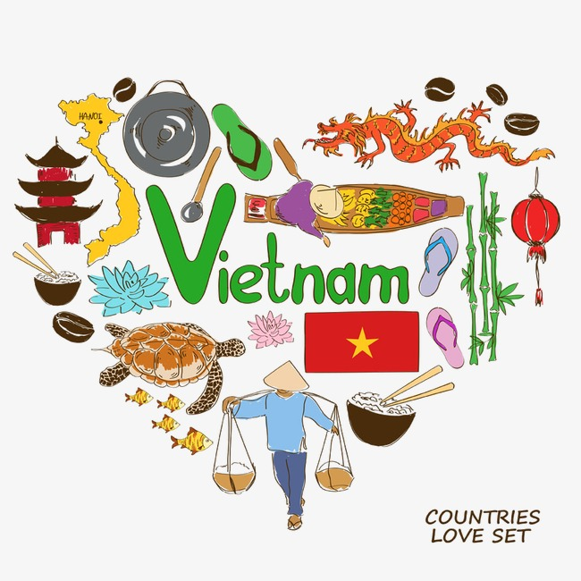 Vietnam clipart 4 » Clipart Station.