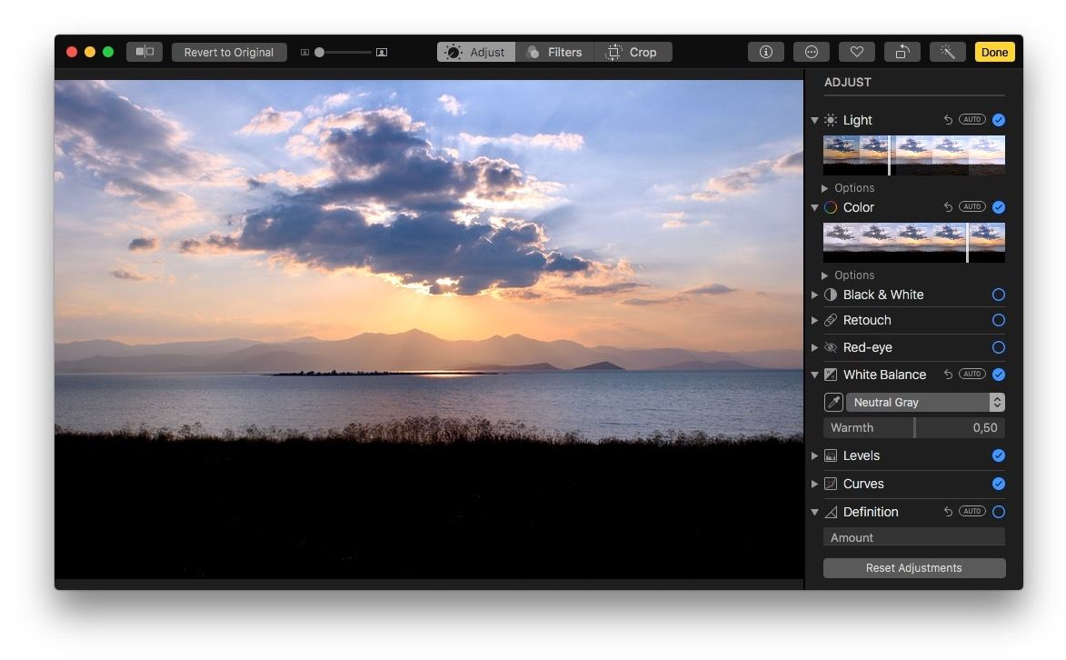 12 Free and Open source Photo Editing Software for macOS.