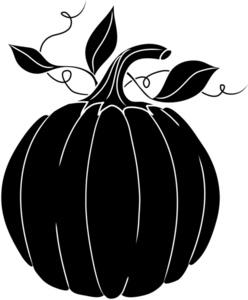clipart vine silhouette - Clipground