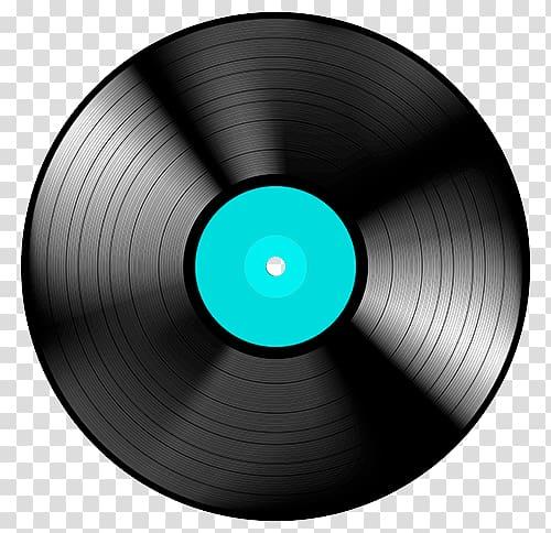 Vinyl disk template, Vinyl Record transparent background PNG.