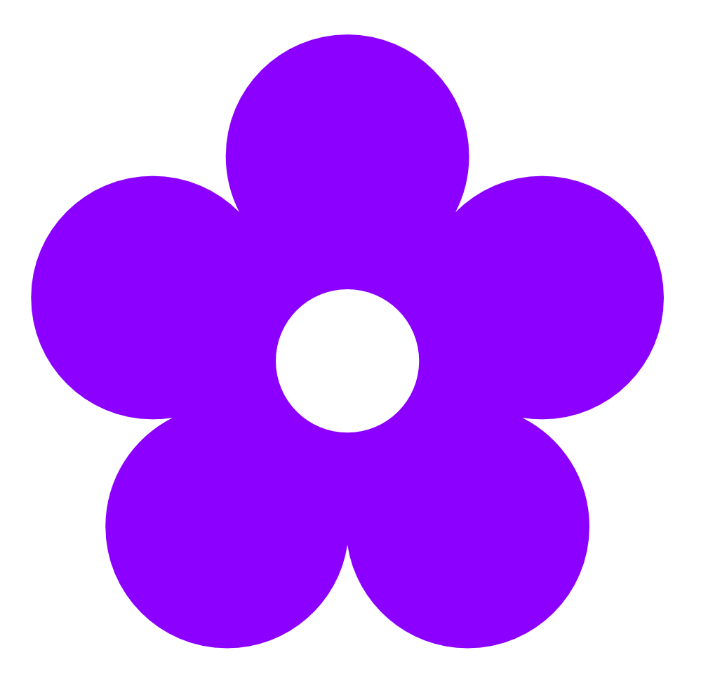 Free Violet Flower Cliparts, Download Free Clip Art, Free.