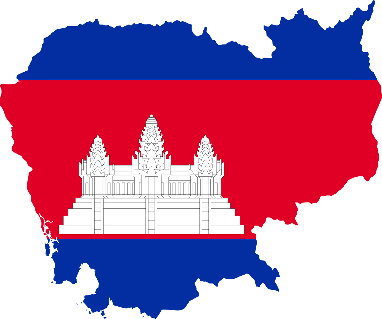 Cambodia Tourist Visa On Arrival.